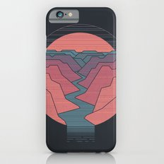 Canyon River iPhone 6 Slim Case