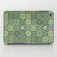 Green Valley Quilt iPad Case