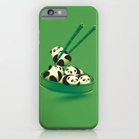 Panda Dumpling iPhone 6 Slim Case