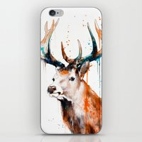 STAGS iPhone & iPod Skin