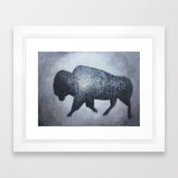 Cannot Have My Soul Framed Art Print