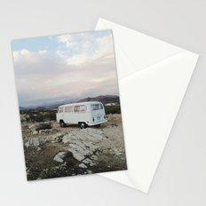 Desert Camper Bus Stationery Cards