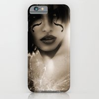 iPhone & iPod Case featuring Anna by Florian Ruocco a.k.a AKSHOBHYIA