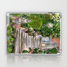 Secret Garden Laptop & iPad Skin