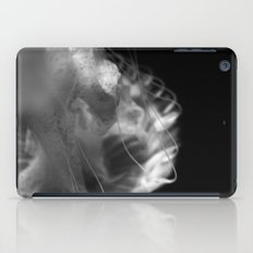 jelly in black and white iPad Case