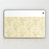 Riverside Gold Laptop & iPad Skin