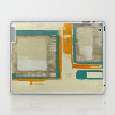 Mid Century Modern Abstract Laptop & iPad Skin