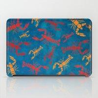 Lobsters iPad Case