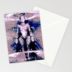 Maschinenmensch Stationery Cards