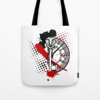 Timekeeper Tote Bag