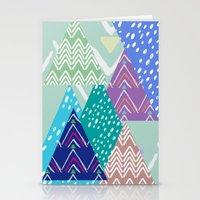 skieur Stationery Cards