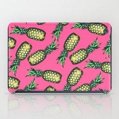 Pineapple Pattern iPad Case