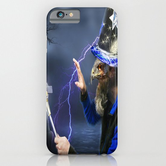 Casting A Spell iPhone & iPod Case