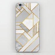 Gold City iPhone & iPod Skin