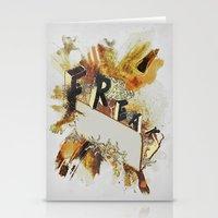Freak! Stationery Cards