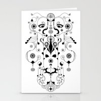 A Swirltastic Convulsion Stationery Cards