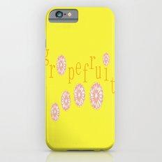 Grapefruit iPhone 6 Slim Case