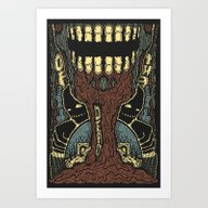 Of The Dead Art Print