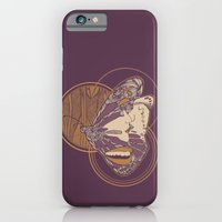 iPhone & iPod Case featuring love by Clare Corfield Carr