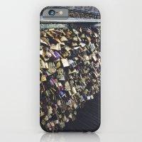 Locks iPhone 6 Slim Case