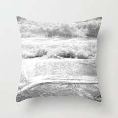mare magnifico #1 Throw Pillow