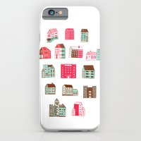 iPhone & iPod Case featuring Places to rent by Marcelo Romero