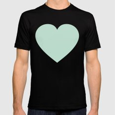Groove Is In The Heart III Black Mens Fitted Tee SMALL