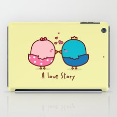 A Love Story iPad Case