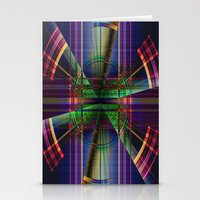 Plaid Movement 001 Stationery Cards