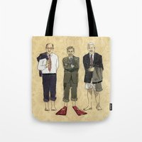Golden boys Tote Bag