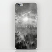 Black And White - Wish Y… iPhone & iPod Skin