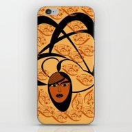 Oriental Colors iPhone & iPod Skin