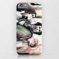 iPhone & iPod Case featuring The Rocky Horror Picture Show by Rouble Rust