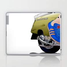 Kick off in style Laptop & iPad Skin