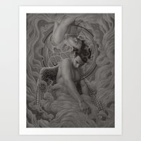 Immortality II Art Print