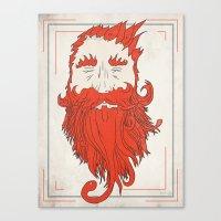 Beardsworthy Canvas Print