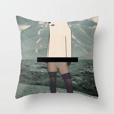 voilà Throw Pillow