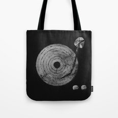Old Time Rock 'N' Roll Tote Bag