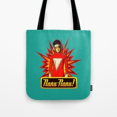 Nanu Nanu  |  Mork  |  Robin Williams Tribute Tote Bag