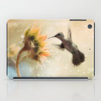Like a Moth To a Flame iPad Case
