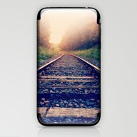 Create Your Own Path iPhone & iPod Skin