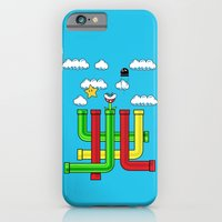 iPhone & iPod Case featuring Pipe Dreams by Theo86