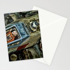 Movie Scene Stationery Cards