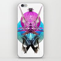 Ronin iPhone & iPod Skin