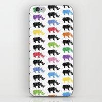 Rhino paper iPhone & iPod Skin