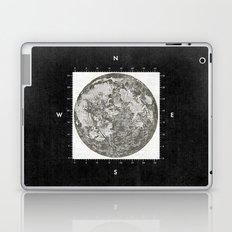 Moon Scale [Sans Black] Laptop & iPad Skin