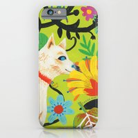 Spring Jindo Dog iPhone 6 Slim Case