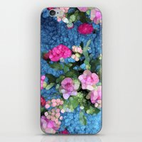 Out of the Blue iPhone & iPod Skin