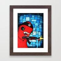 Rebel II Framed Art Print