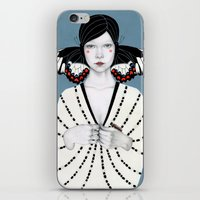 Mila iPhone & iPod Skin
